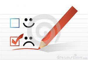 sad-face-check-mark-illustration-design-over-white-background-37036804